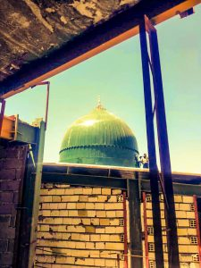 گنبد مسجد پیامبر