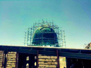 گنبد مدل مسجدالنبی